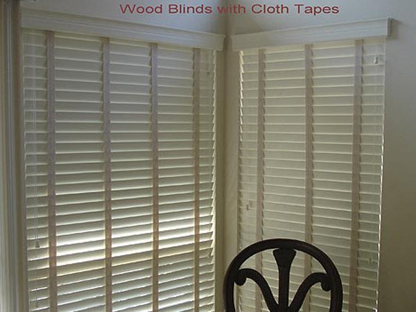 Wood Blinds - Wood Blinds