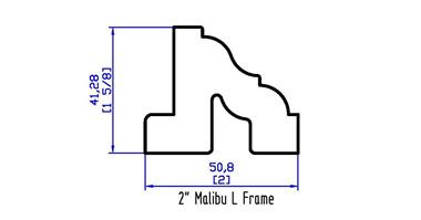 malibu frame diagram